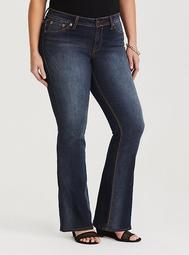 Slim Boot Jean - Medium Wash (Shorter & Taller Lengths!)