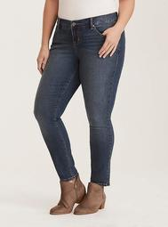 Skinny Jean - Medium Wash