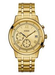 Gold-Tone Sport Watch