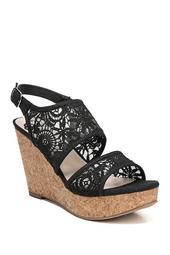 Krazy Wedge Sandal