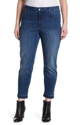 Alina Ankle Released Hem Jeans (Plus Size)