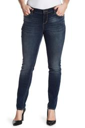 Mid Rise Skinny Jeans (Plus Size)