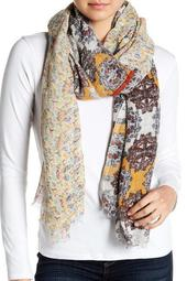 Woven Printed Stoles