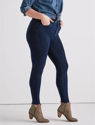 Plus Size Emma Knit Legging Jean In Arbor