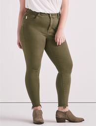 Plus Size Emma Legging Jean In Opal
