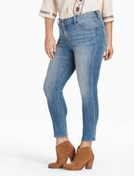 Plus Size Emma Straight Leg Jean In Composure