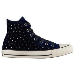 Converse All Star Velvet Hi