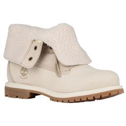 Timberland Teddy Fleece Fold Down Boots