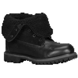 Timberland Teddy Fleece Fold Down Boots