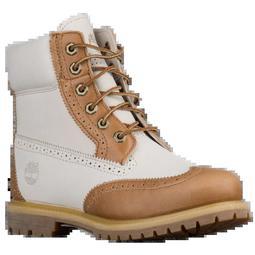 "Timberland 6"" Premium Brogue Boots"