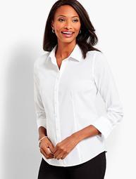 The Perfect Three-Quarter Sleeve Shirt