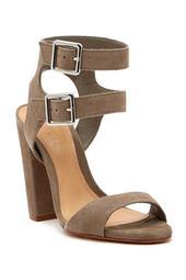 Mahagany Ankle Strap Sandal