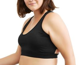 Women's Plus Active T Back Sports Bra
