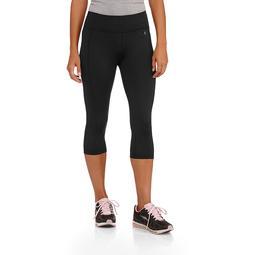 Danskin Now Women's Plus-Size Performance Capri Legging