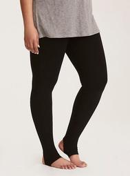 Stirrup Inset Leggings