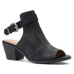 c5bf7506f87 Kohls SO® Academy Women s Western Block Heel Ankle Boots