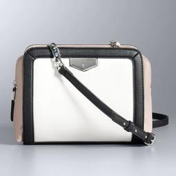 Simply Vera Vera Wang Midnight Crossbody Bag