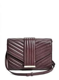 Mila Quilted Crossbody