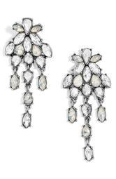 Chandelier Crystal Drop Earrings