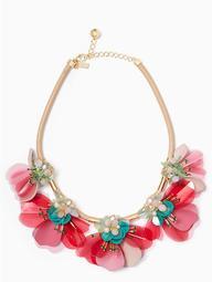 Vibrant Life Statement Necklace