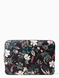 Botanical Nylon Universal Laptop Sleeve