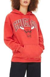 by x UNX Chicago Bulls Hoodie
