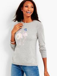 Flamingo Sweater