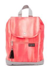 Abbie Drawstring Canvas Backpack