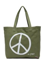 Supporter of Love Oversized Tote