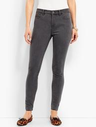 Denim Jegging - Cadet Grey