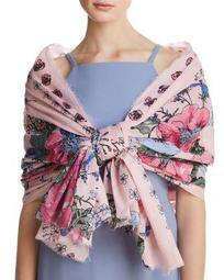 Floral Picnic Scarf