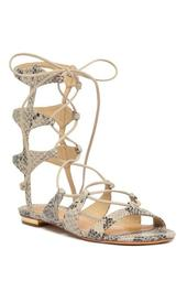 Erlina Gladiator Leather Sandal