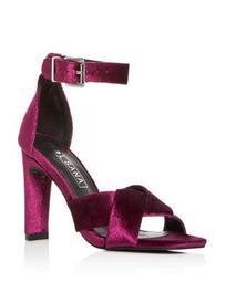 Women's Tallulah Vevet High Heel Sandals