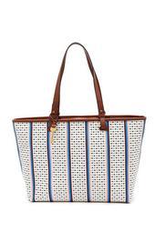 Rachel Multi-Stripe Tote Bag