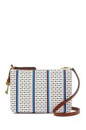 Devon Multi-Stripe Crossbody Bag