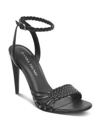 Women's Holie Woven Leather Sandals
