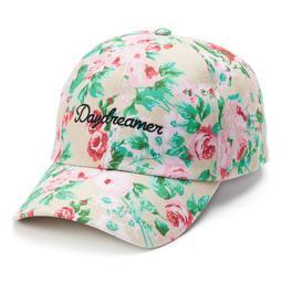 "Women's SO® Floral ""Daydreamer"" Baseball Cap"