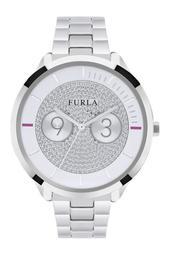 Women's Metropolis Crystal Embellished Bracelet Watch, 38mm