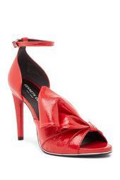 Blaine Leather Ankle Strap Sandal