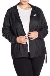 Woven Jacket (Plus Size)
