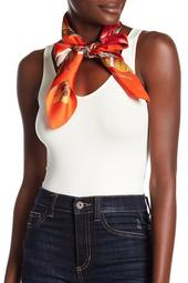 Queen of the Jungle Silk Scarf