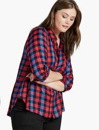 Back Overlay Shirt