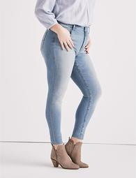 Plus Size Emma Legging Jean In Stagecoach
