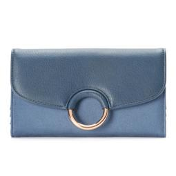 LC Lauren Conrad Soleil Ring Flap Wallet