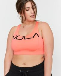 Nola Racer Back Sports Bralette