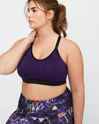 Nola Bralette with Racer-Back