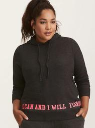 Torrid Active - I Can I Will Hoodie