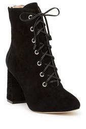 Carmen Block Heel Boot