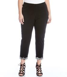 Plus Size Embellished Piper Pant