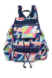 Captain's Quarters Drawstring Backpack